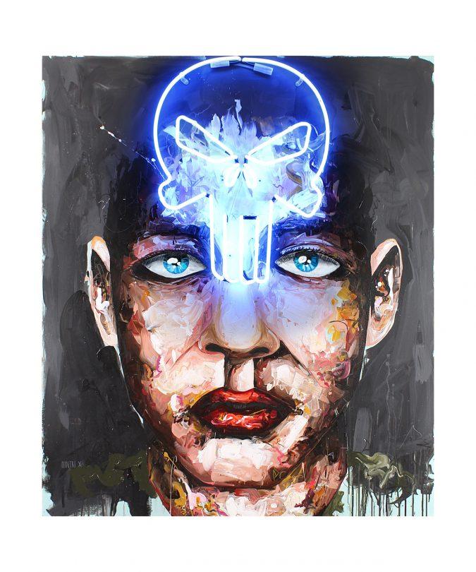 Peintre X Punisher
