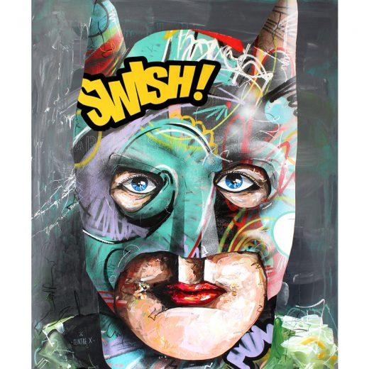 SWISH / Peintre X