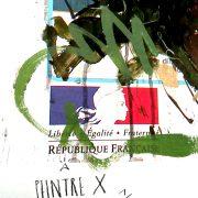 Terrorist / Peintre X